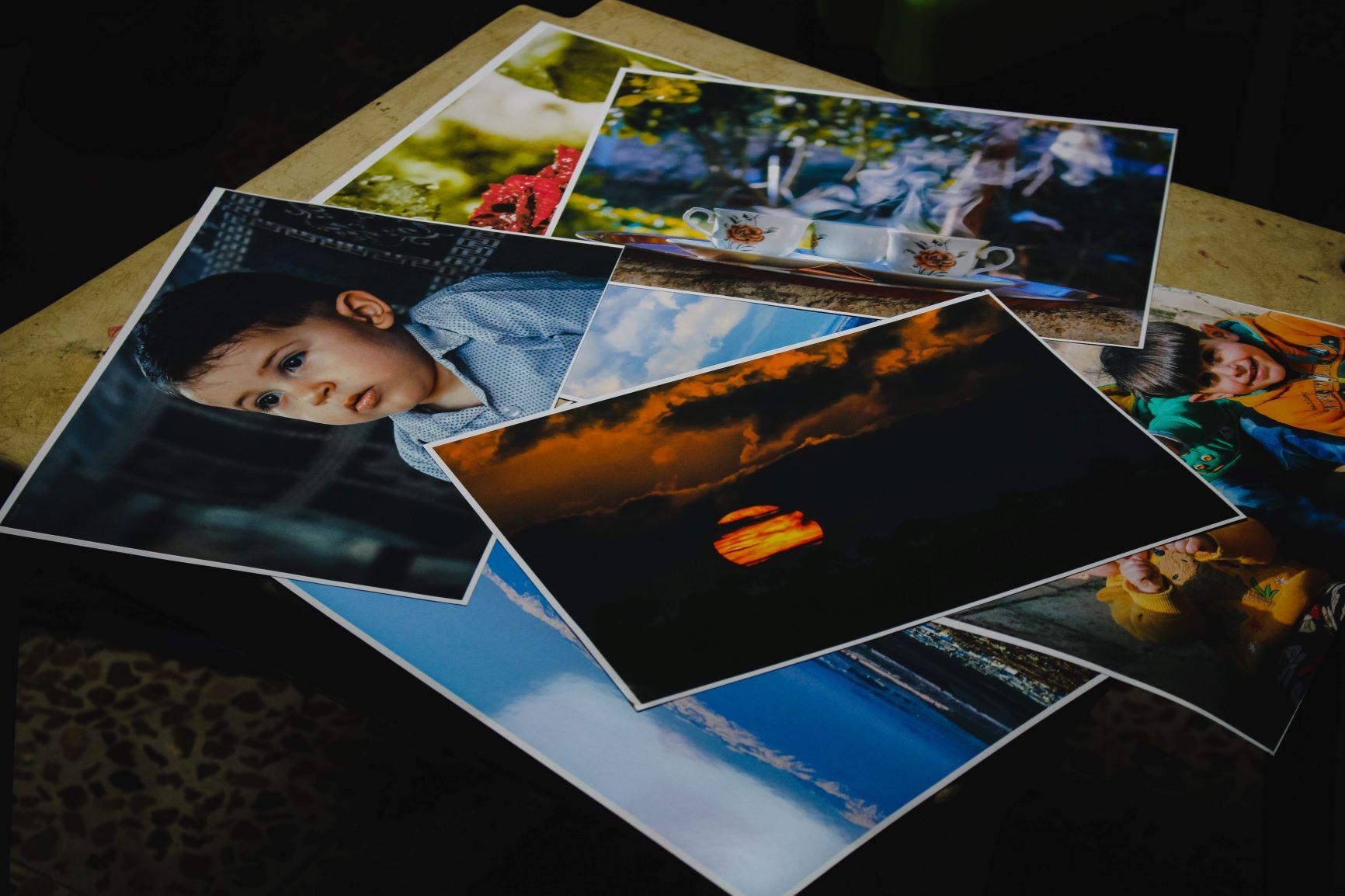 online foto's afdrukken