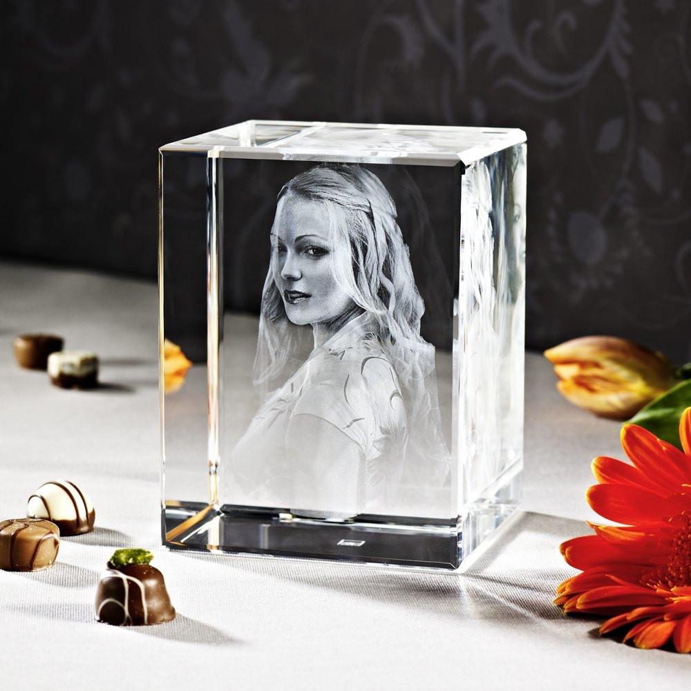 3D Glasfoto Giga