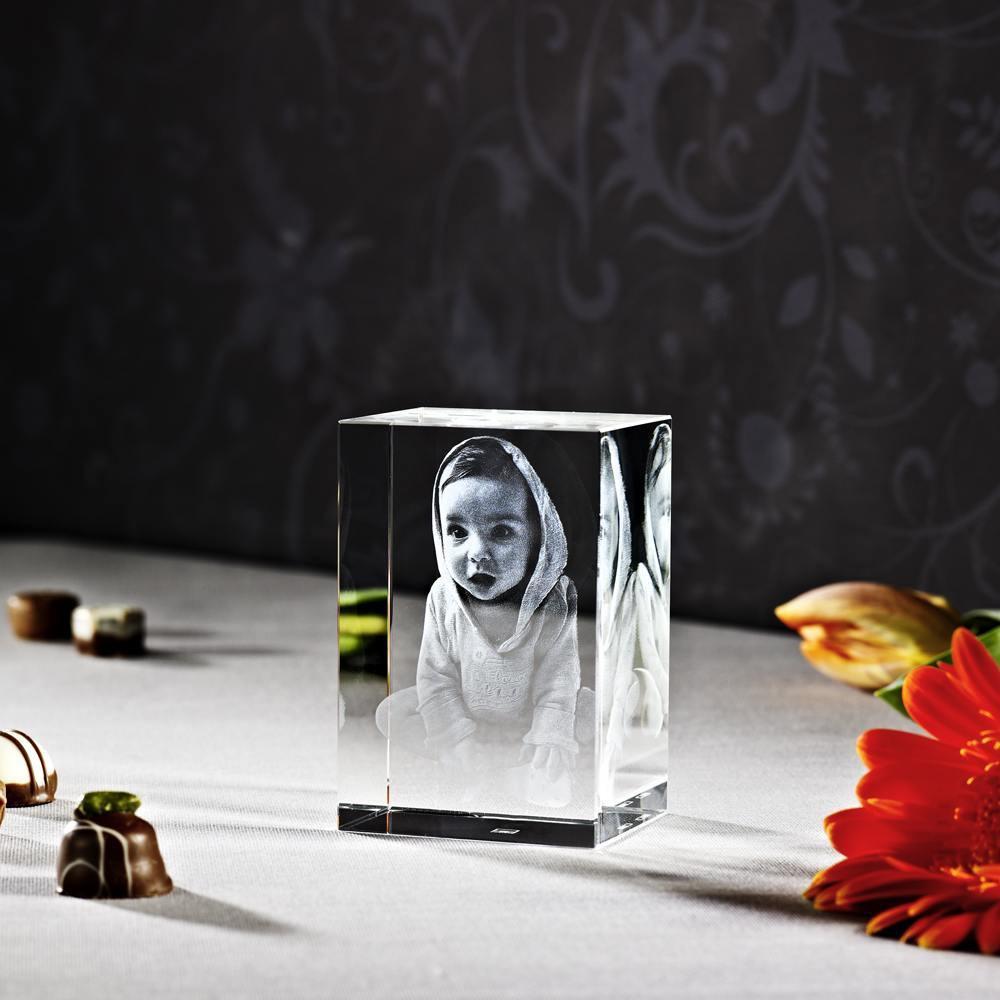 3D Glasfoto Kelo