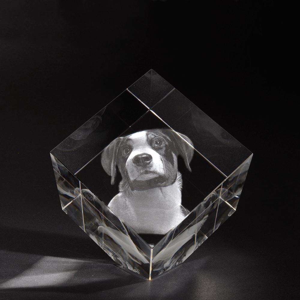 3D Glasfoto Precious XL